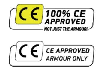CE approved logos