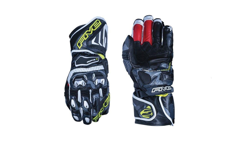 Race gloves - Five RFX-1 leather race glove
